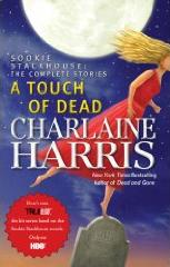 [Book Cover graphic:A Touch of Dead]